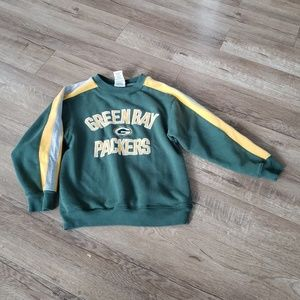 Other - Kids packers sweatshirt